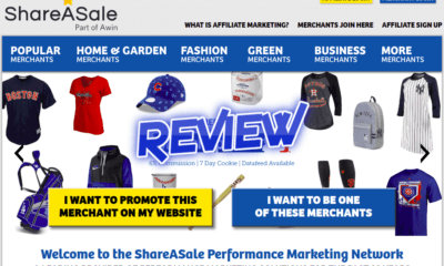 ShareASale Affiliate Network Review