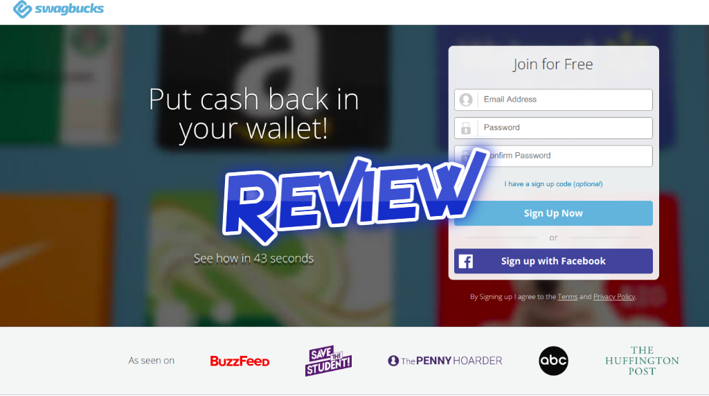 Swagbucks Review: Earn Extra Money Online